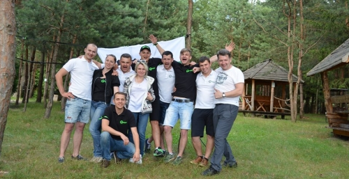 Незабутній team building для Вашої компанії на природі!